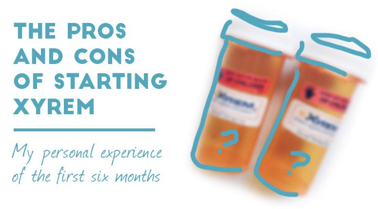 the pros and cons of starting xyrem for narcolepsy - my personal experience